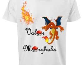 ranroua tarafından Design a T-Shirt için no 7