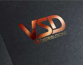 #155 untuk Design a Logo for VS Distributions oleh SmartKidDesign