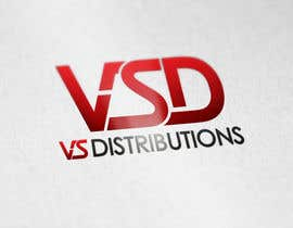 nº 232 pour Design a Logo for VS Distributions par ICiprian