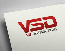 nº 233 pour Design a Logo for VS Distributions par legol2s