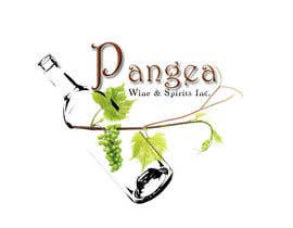 #117 para Design a Logo for Pangea Wine & Spirits Inc. por elisabetalfaro
