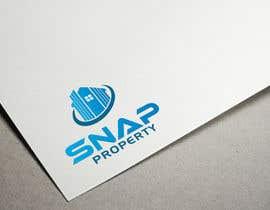 vikasBe tarafından Design a Logo for SnapProperty.com için no 296