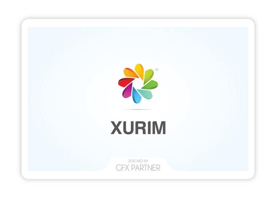 Inscrição nº                                         207                                      do Concurso para                                         Logo Design for Xurim.com