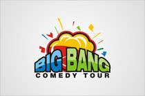 Logo Design Contest Entry #8 for Logo Design for Big Bang Comedy Tour