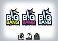 Graphic Design Inscrição do Concurso Nº97 para Logo Design for Big Bang Comedy Tour