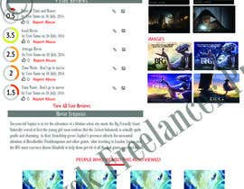 ooseravelli tarafından Design a Website Mockup için no 17
