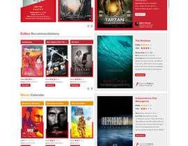 chiqueylim tarafından Design a Website Mockup için no 11