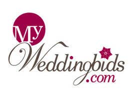#10 para Design a Logo for myweddingbids.com por anniefok
