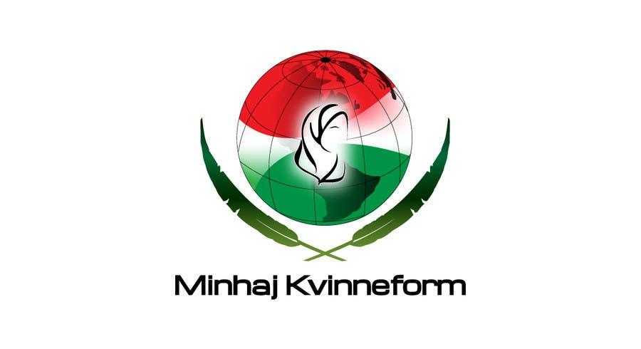 #41 for Design en logo for a Muslim women organization by manish997