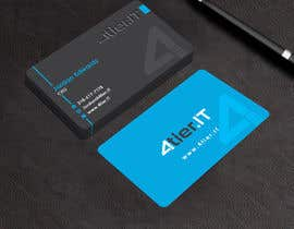 rajnandanpatel tarafından Design some Business Cards for 4tier için no 65