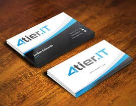 #42 for Design some Business Cards for 4tier by mamun313