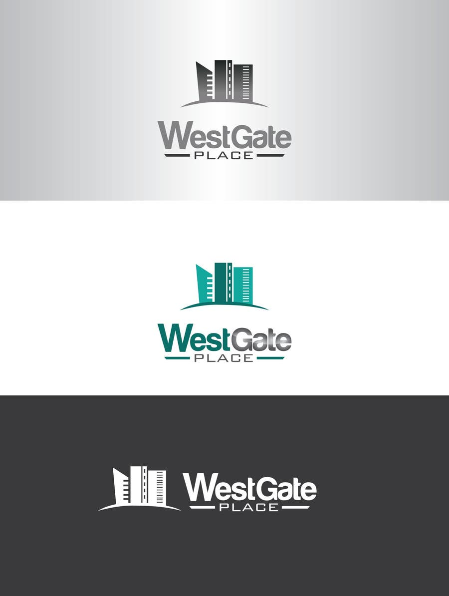 Kilpailutyö #42 kilpailussa Will Pick 2 Winners+ $10bonus! Logo for Gateway Developments/West Gate Place