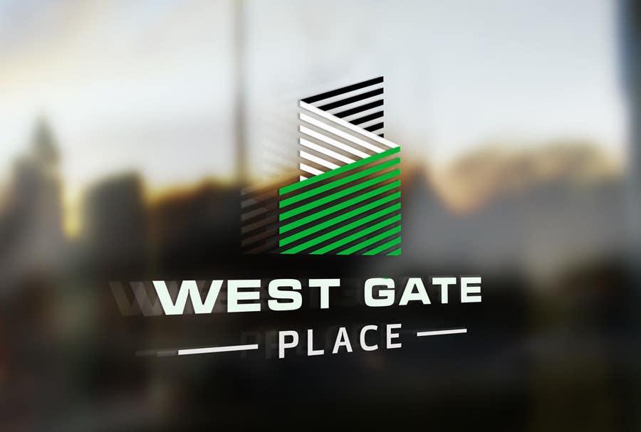 Kilpailutyö #52 kilpailussa Will Pick 2 Winners+ $10bonus! Logo for Gateway Developments/West Gate Place