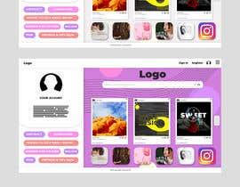 Nro 30 kilpailuun Design a Homepage (1 page only) mockup. käyttäjältä Arifalbani