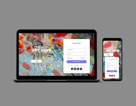 Nro 12 kilpailuun Design a Homepage (1 page only) mockup. käyttäjältä mdmizanurrahma44