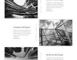 Saheb9804 tarafından architecture website mockup için no 10