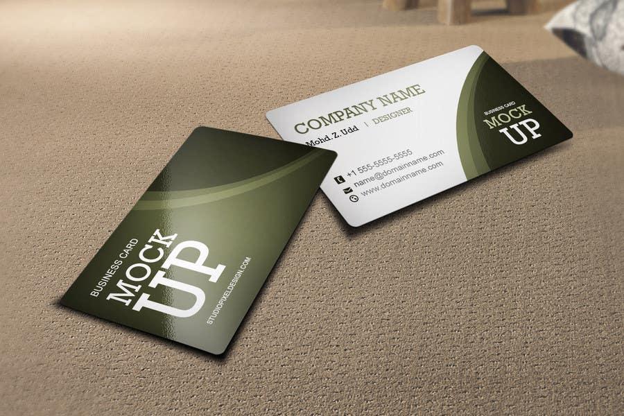 Proposition n°4 du concours Design Some Business Cards