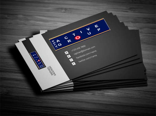 Contest Entry #59 for Design Some Business Cards