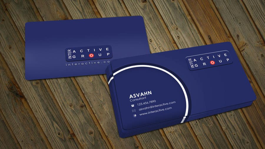 Contest Entry #49 for Design Some Business Cards