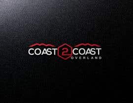 sunlititltd tarafından I need a logo designed for Coast 2 Coast Overland! için no 67