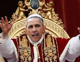 #41 for Can you turn Barack Obama into the Pope? by aghits