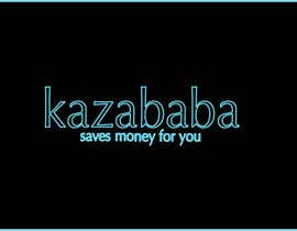 #5 para Logo Design for kazababa por Noc3