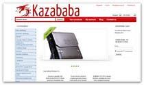 Graphic Design Contest Entry #144 for Logo Design for kazababa