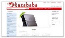 Graphic Design Contest Entry #143 for Logo Design for kazababa