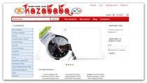 Graphic Design Contest Entry #68 for Logo Design for kazababa