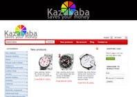 Contest Entry #198 for Logo Design for kazababa