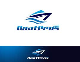 #51 para Logo Design for BoatPros.com por maidenbrands