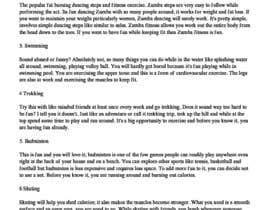 Femiabi tarafından Write some Articles 2 için no 4