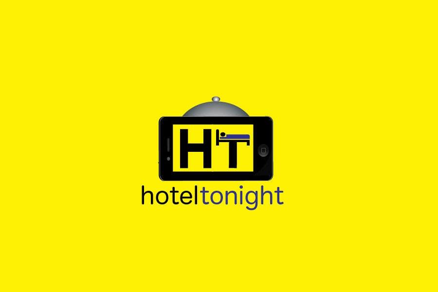 Entri Kontes #47 untukLogo Design for Hotel reservation in IPhone App