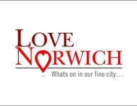 #22 for Design a Logo for Love Norwich af moro2707