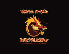#436 untuk Logo Design for Hong Kong distillery - repost due to Wasabesprite not completing design and disappearing oleh linhsau1122