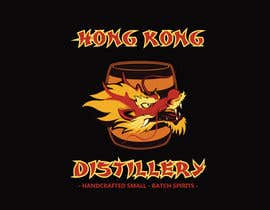 nº 465 pour Logo Design for Hong Kong distillery - repost due to Wasabesprite not completing design and disappearing par linhsau1122