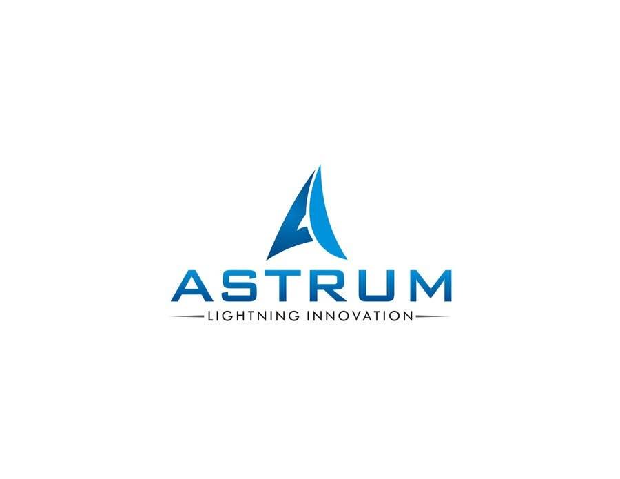 Inscrição nº 322 do Concurso para Astrum logo