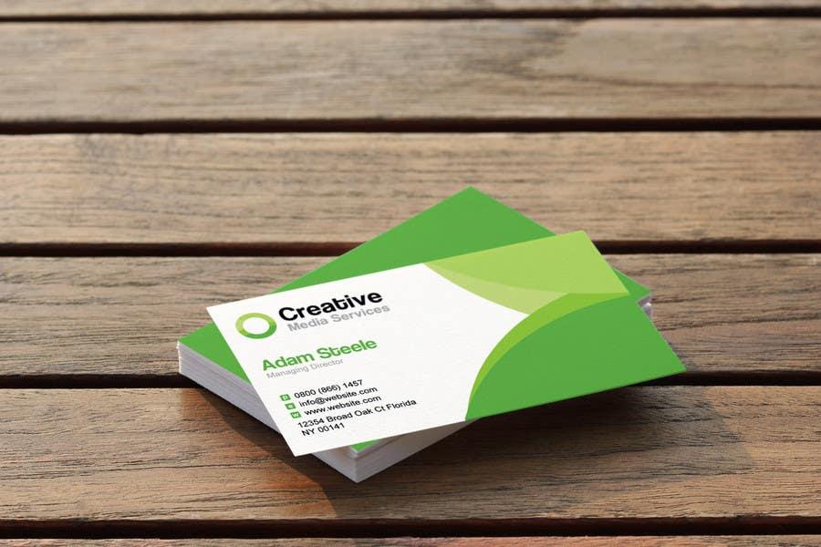 Kilpailutyö #14 kilpailussa Design Some Business Cards