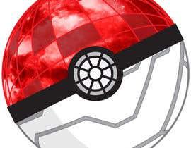#3 for Design a custom Pokeball (Logo) by btlapitan