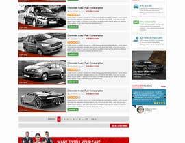 nikil02an tarafından Re-design 2 website landing pages (Netcars Search page) için no 31