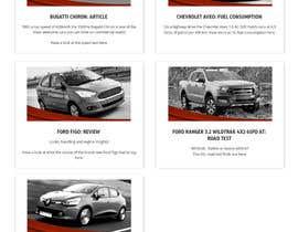 omwebdeveloper tarafından Re-design 2 website landing pages (Netcars Search page) için no 26