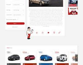 Designer123user tarafından Re-design 2 landing pages on a website (Netcars About & FAQ) için no 36