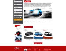 omwebdeveloper tarafından Re-design 2 landing pages on a website (Netcars About & FAQ) için no 9