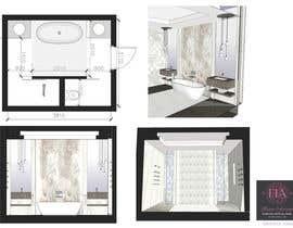 Archaisa tarafından Design a bathroom layout için no 13
