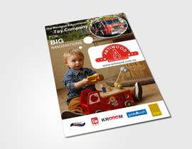 #11 для Advertisement Design for Artiwood Educational Toys (A4) от StrujacAlexandru