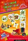 Graphic Design Inscrição do Concurso Nº10 para Advertisement Design for Artiwood Educational Toys (A4)