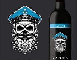 Tszocske tarafından Galicia Captain (Spanish Wine) - Capitán Galicia (Vino Español) için no 107