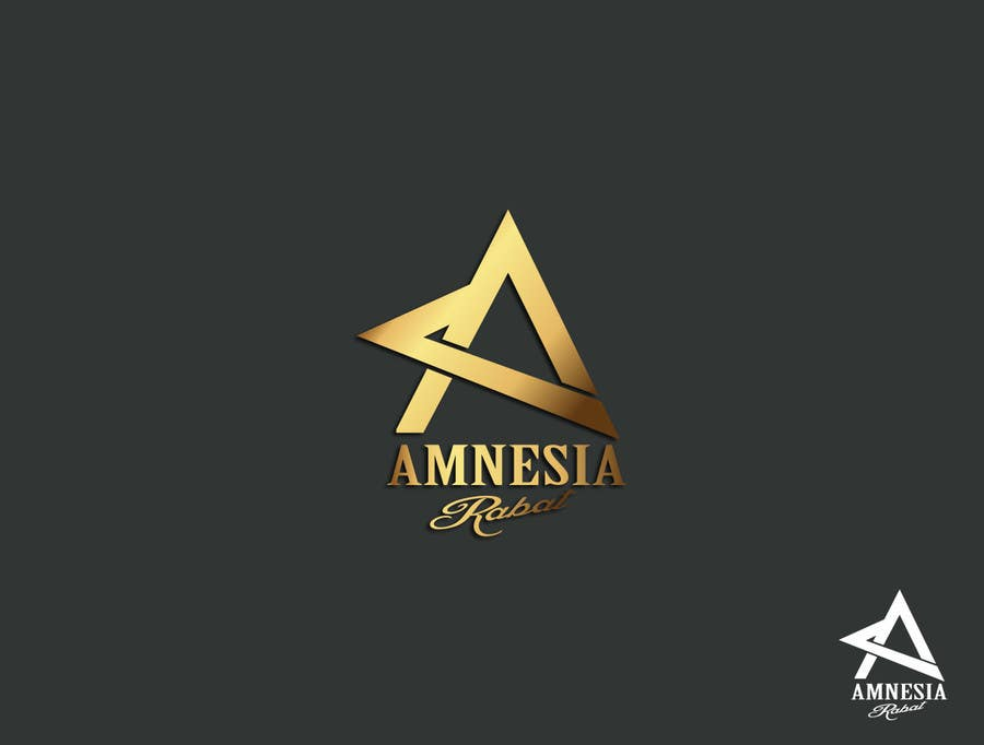 entry 85 by dashasokolova for amnesia i need a logo for a night
