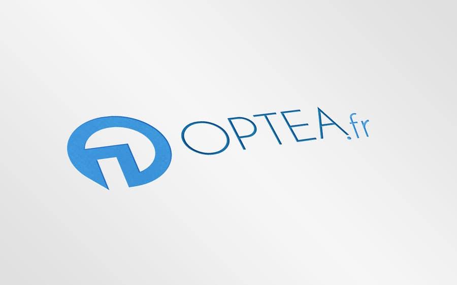 Inscrição nº                                         47                                      do Concurso para                                         Concevez un logo for optea.fr