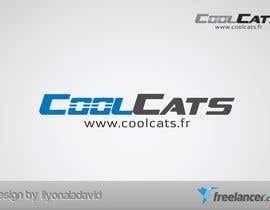#39 for Concevez un logo for coolcats.fr by liyonaladavid